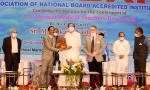 The Vice President, Shri M. Venkaiah Naidu at the 11th Annual Medical Teachers' Day Awards ceremony organised by ANBAI in Hyderabad on September 05, 2021.