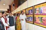 "The Vice President, Shri M Venkaiah Naidu visiting the Photo Exhibition, during Valedictory Session of ""Workshop on Development of Centre of Excellence for Studies in Classical Telugu"", at Swarna Bharat Trust,  in Nellore on 21 January, 2019. The Governor of Andhra Pradesh, Shri Biswabhusan Harichandan and Union Minister of HRD, Shri Ramesh Pokhariyal 'Nishank' are also seen."