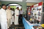 The Vice President, Shri M. Venkaiah Naidu visiting the National Institute of Ocean Technology (NIOT) exhibits showcasing the cutting edge and socially relevant technologies developed by NIOT, in Chennai on November 03, 2019. The Governor of Tamil Nadu, Shri Banwarilal Purohit and other dignitaries are also seen.