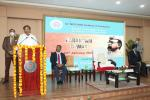 The Vice President, Shri M. Venkaiah Naidu, addressing the Officer Trainees attending the Foundation Course at MCR HRD Institute, Hyderabad on the occasion of the birth anniversary of Netaji Subhas Chandra Bose, on 23 January 2021