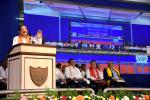 The Vice President, Shri M. Venkaiah Naidu addressing the gathering  at the Diamond Jubilee Year Convocation of NITK - Surathkal, in Mangaluru on 02 November, 2019.