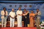 The Vice President presenting the Indian Science Congress Association (ISCA) Awards, Young Scientist Awards and Best Poster Awards to the winners during the 107th Indian Science Congress, in Bengaluru, on 7 January, 2020.