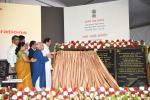 The Vice President of India Shri. M Venkaiah Naidu unveiling the plaque to lay Foundation Stones for 3 Buildings of 3 regional language centres - Eastern Regional Language Centre, Bhubaneswar, Northern Regional Languae Centre, Patiala and Urdu Teaching Centre, Solan at Central Institute of Indian Languages in Mysuru, Karnataka, on 13th July 2019.