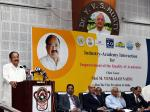 The Vice President, Shri M. Venkaiah Naidu addressing gathering at an event to inaugurate the two-day conference on 'Industry Academy Interaction for Improvement of Quality of Academics', organised by the Indian Institute of Petroleum and Energy, in Visakhapatnam, Andhra Pradesh on June 02, 2019.