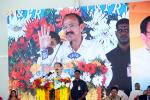 The Vice President, Shri M. Venkaiah Naidu addressing the gathering after receiving a State Reception being hosted by the Government of Andhra Pradesh, in Velagapudi in Amaravathi, Andhra Pradesh on August 26, 2017.