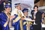 The Vice President, Shri M. Venkaiah Naidu presenting Awards to Students at the 60th Annual Day Celebrations of the Maulana Azad Medical College, in New Delhi on February 27, 2019.