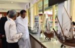 The Vice President, Shri M. Venkaiah Naidu visiting the laboratories and exhibition galleries, at the National Institute of Oceanography, in ‎ Dona Paula, Goa on March 24, 2019.