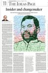 Ram Vilas Paswan endeavoured to harmonise the politics of power and the pursuit of social justice
