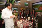 The Vice President, Shri M. Venkaiah Naidu going around the Exhibition at the International Day for Biological Diversity 2019, in Chennai on May 22, 2019.