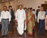 The Vice President, Shri M. Venkaiah Naidu and Smt. Usha Naidu visiting the National Museum, in New Delhi on April 08, 2019.