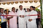 The Vice President, Shri M. Venkaiah Naidu inaugurating the Dr. Girendra Pal Homeopathy College and Research Centre at Homeopathy University, in Jaipur, Rajasthan on September 26, 2018. The Minister for Health, Rajasthan, Shri Kali Charan Saraf, the Member of Parliament from Rajasthan and President of Sponsoring Society of Homeopathy University, Dr. Manoj Rajoria and other dignitaries are also seen.