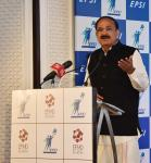 The Vice President, Shri M. Venkaiah Naidu addressing the B-Schools Leadership Conclave, organized by the Education Promotion Society of India, in New Delhi on February 27, 2019.