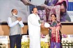 The Vice President, Shri M. Venkaiah Naidu honouring the employees of CPWD at the 164th Central Public Works Department Day celebrations, in New Delhi on July 12, 2018. The Minister of State for Tourism (I/C), Shri Alphons Kannanthanam and other dignitaries are also seen.