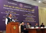 The Vice President, Shri. M. Venkaiah Naidu addressing the gathering after inaugurating the Delhi School of Journalism at Convention Hall, Delhi University, in Delhi on December 21, 2017.