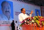 The Vice President, Shri M. Venkaiah Naidu addressing the State Formation Day Celebrations of Chhattisgarh, in Raipur, Chhattisgarh on November 01, 2017.