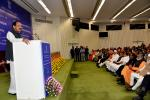 The Vice President, Shri M. Venkaiah Naidu delivering the 10th Annual Lecture on National Commission for Minorities on the theme 'Minorities in Nation Building', in New Delhi on December 19, 2017.