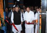 The Vice President, Shri M. Venkaiah Naidu inaugurating the Forest Headquarter Building (Aranya Bhawan), in Raipur, Chhattisgarh on November 01, 2017. The Chief Minister of Chhattisgarh, Dr. Raman Singh is also seen.